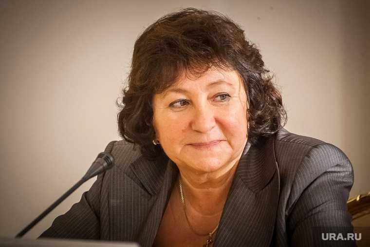 отставка первого замгубернатора Тюменской области Натальи Шевчик