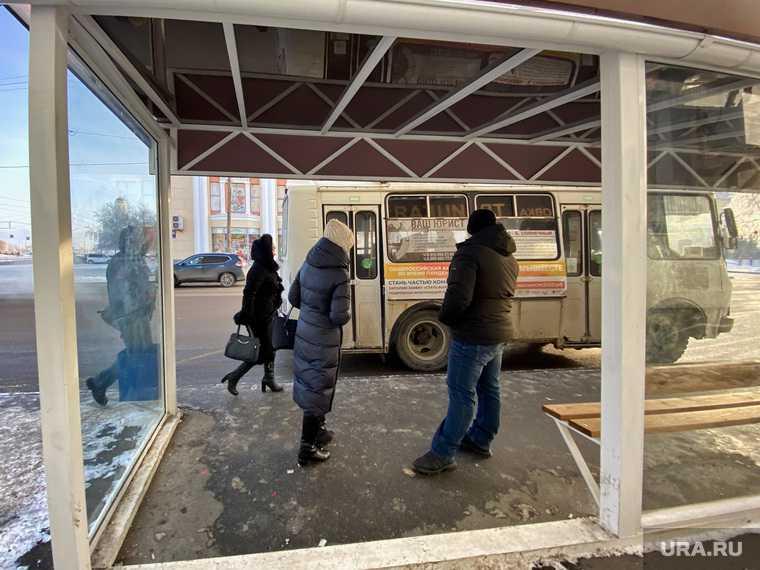 автобусы Курган