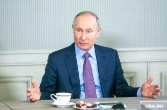поручение правительству Путин