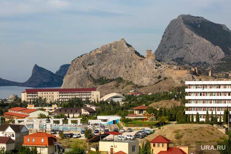 гостиницы в Крыму