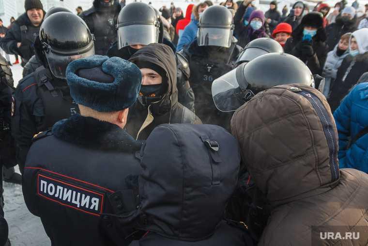 навальный москва акции протеста 21 апреля задержанные