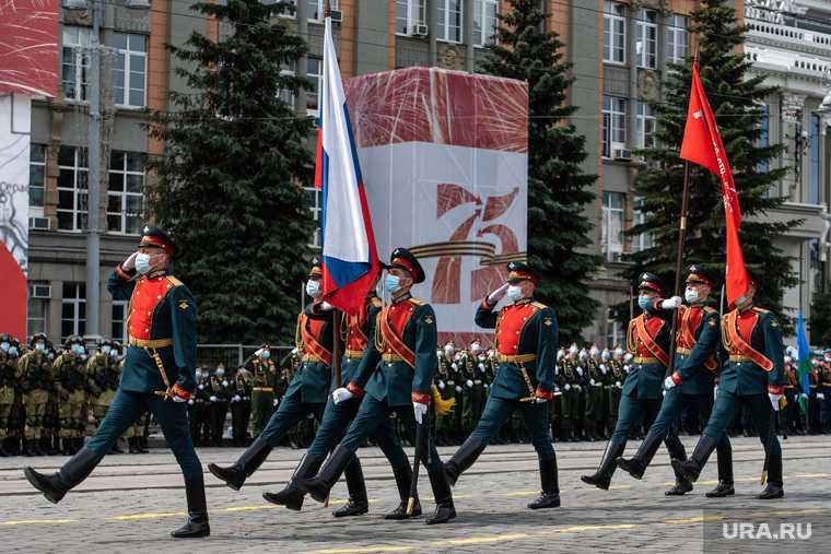 митинг Навального репетиция парада Екатеринбург провокации