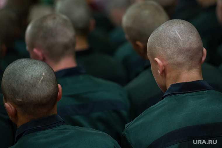 ИК 10 Екатеринбург бунт заключенных мусульман