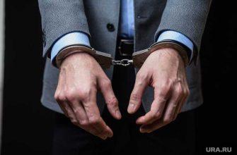 задержание чиновника