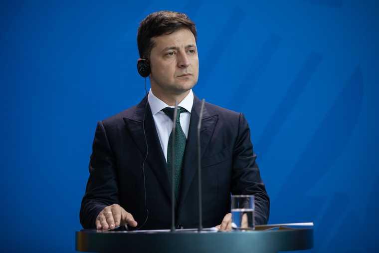 Зеленский ситуация в Донбассе