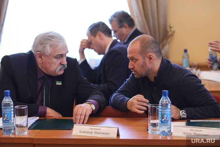 Виктор Дударев Курган