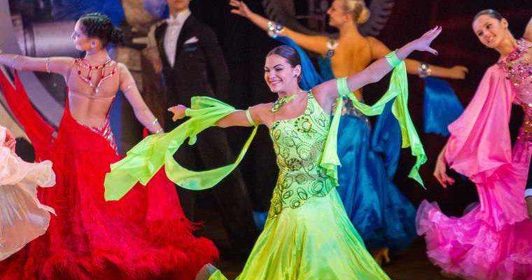 «Одна мечта надвоих: история бального танца влицах икостюмах»