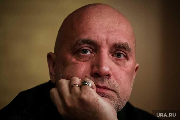 Прилепин рассказал о попытке подкупа властей ДНР