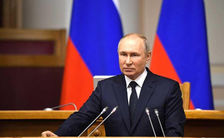 Путин встреча Совет законодателей