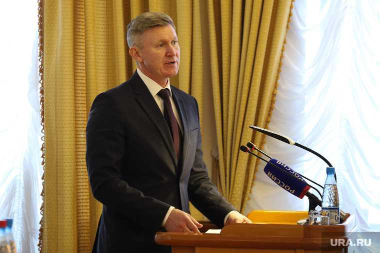 муниципальная реформа Курганская область