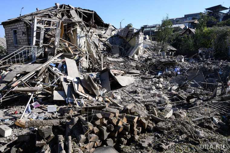 обстрел домов Таджикистан