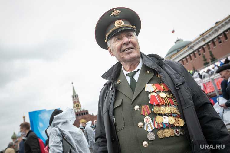 ветеран разговаривала с Путиным