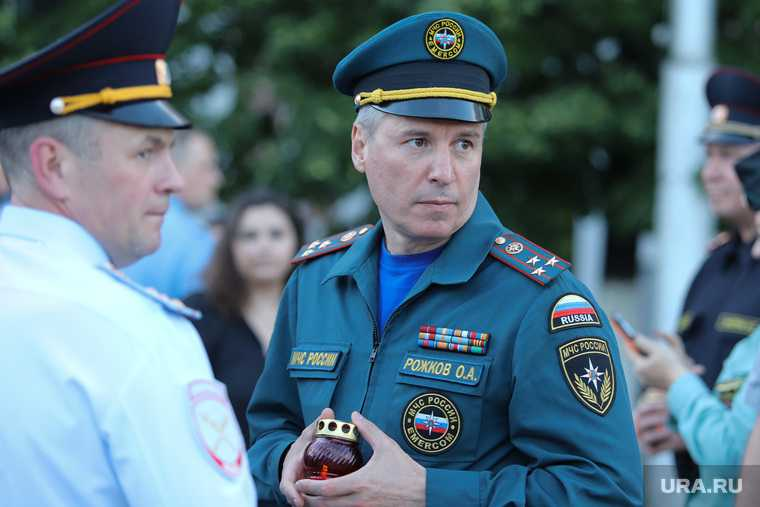 Олег Рожков суд Курган