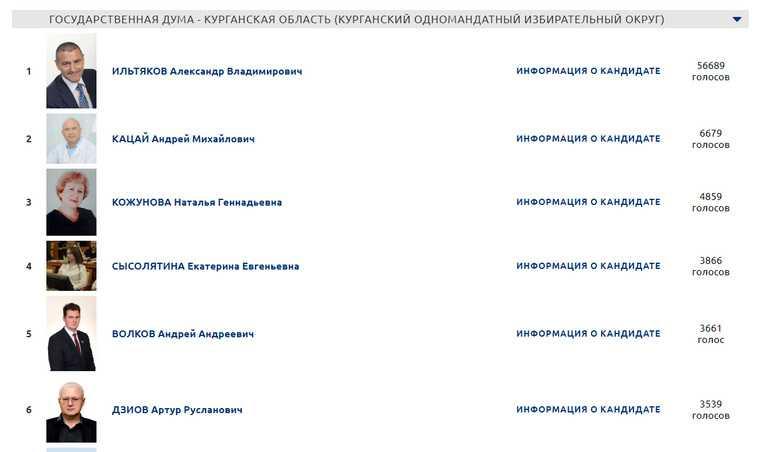 Два курганских политика получили шанс стать кандидатами в Госдуму. Итоги праймериз ЕР