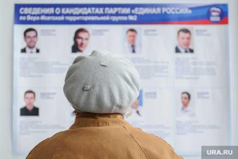 итоги праймериз «Единой России» одномандатные округа Свердловская область выборы в Госдуму 2021