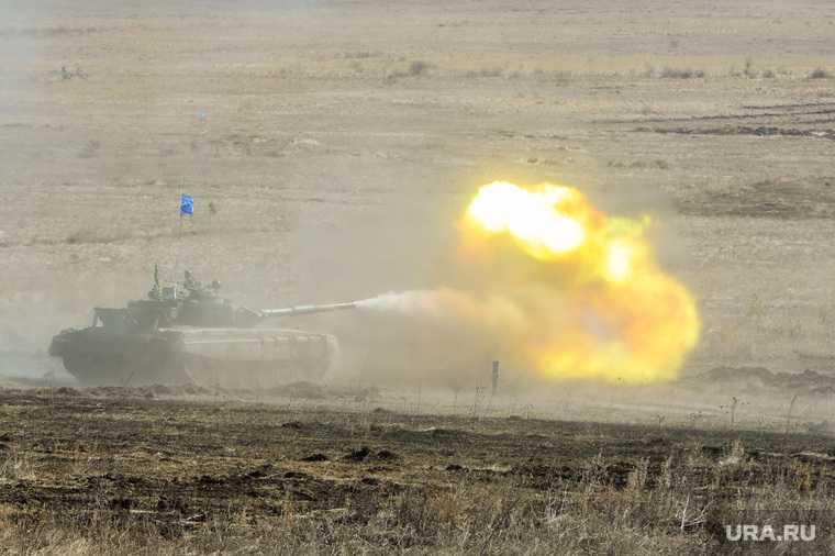 конфликт на границах России