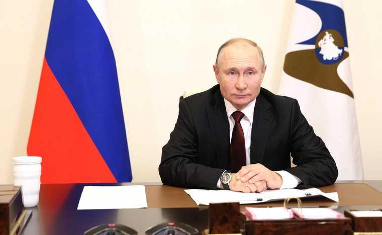 Евразэс Путин заседание новости