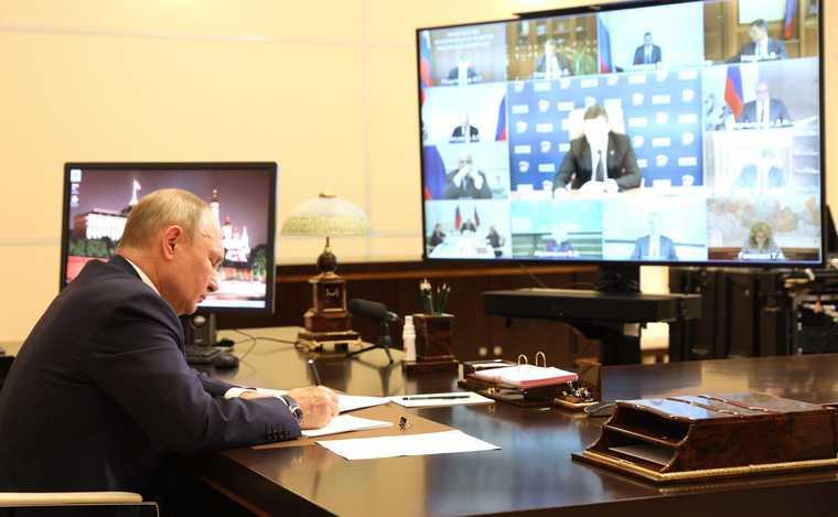 Путин подключил Мишустина крешению проблемы «Единой России»