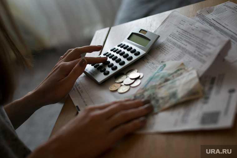 незаконный долг по ЖКУ