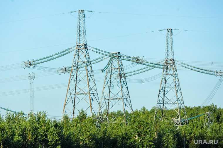 импорт электричества