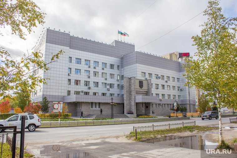 Заместитель главы Нижневартовска Коротаев ЖКХ отставка
