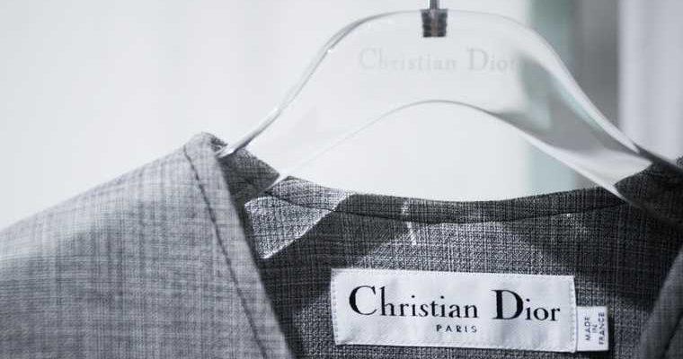 Dior мода