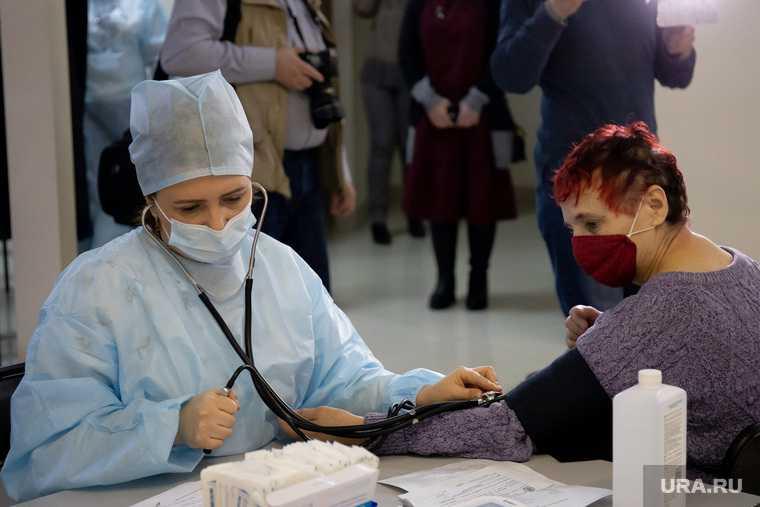 обязательная вакцинация РФ