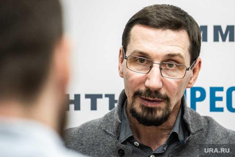 Интервью с Сергеем Плахотиным. Екатеринбург