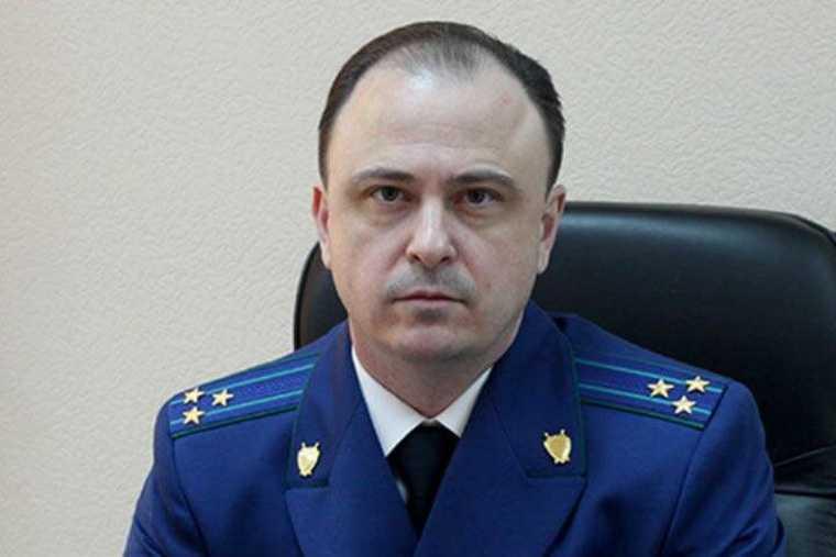 Крылов Борис свердловская прокуратура представление