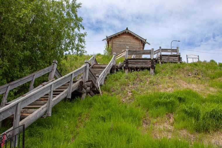 туристические объекты Салехард