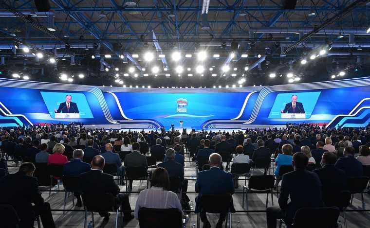 Почему Путин невстал воглаве списка «Единой России»