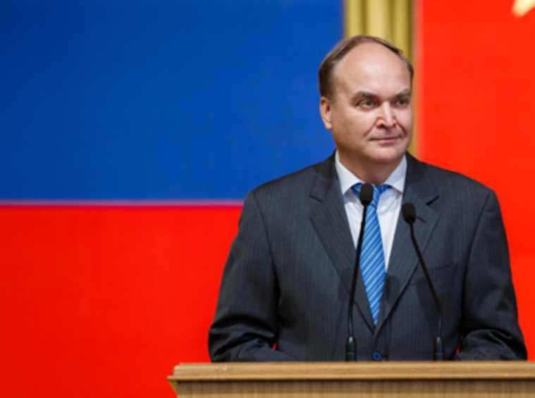 Российский посол вернулся в США